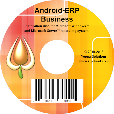 Android-ERP Business DVD